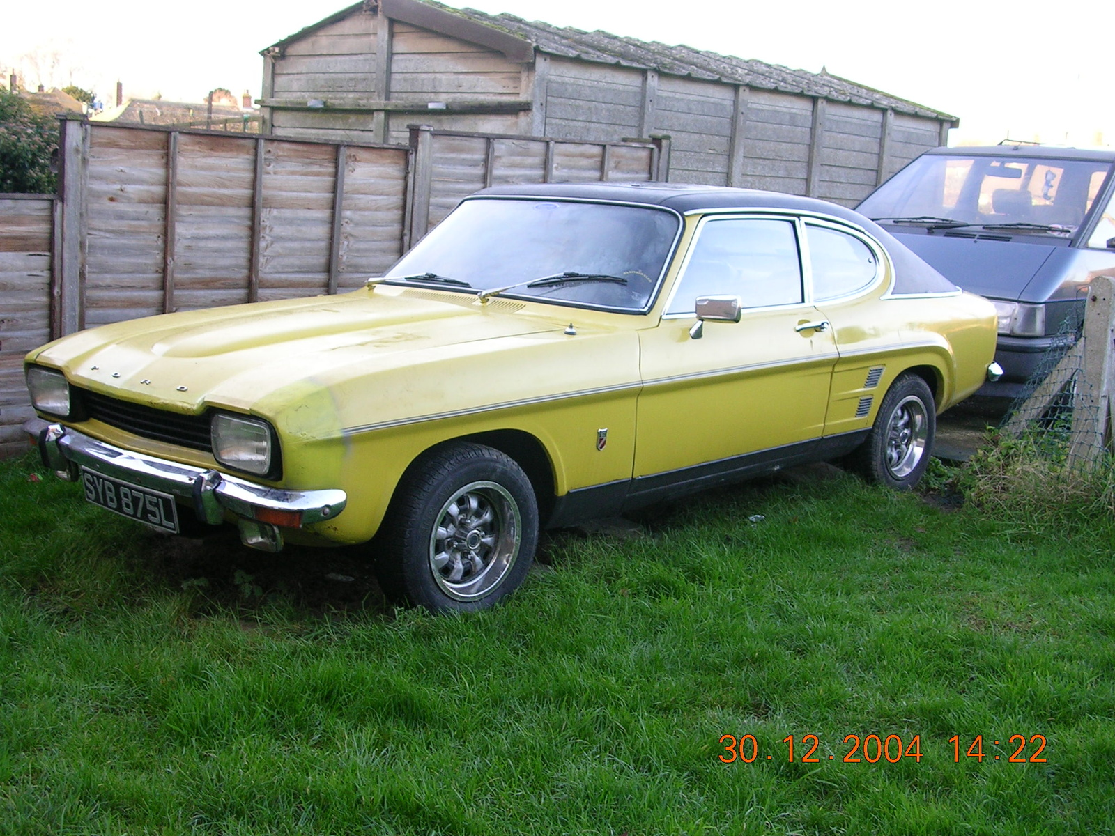 Ford Capri 1974 photo - 3