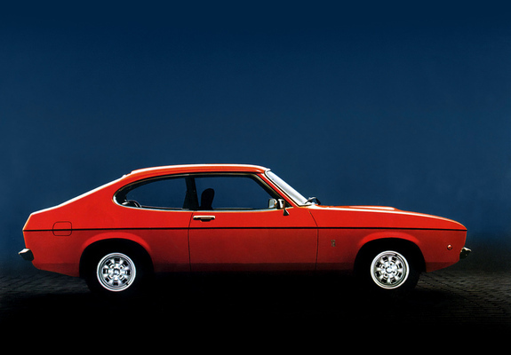Ford Capri 1974 photo - 5