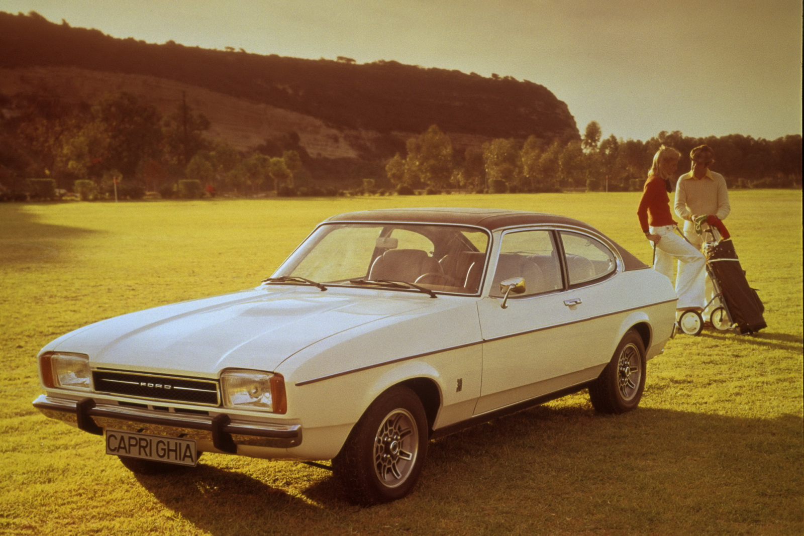Ford Capri 1974 photo - 8