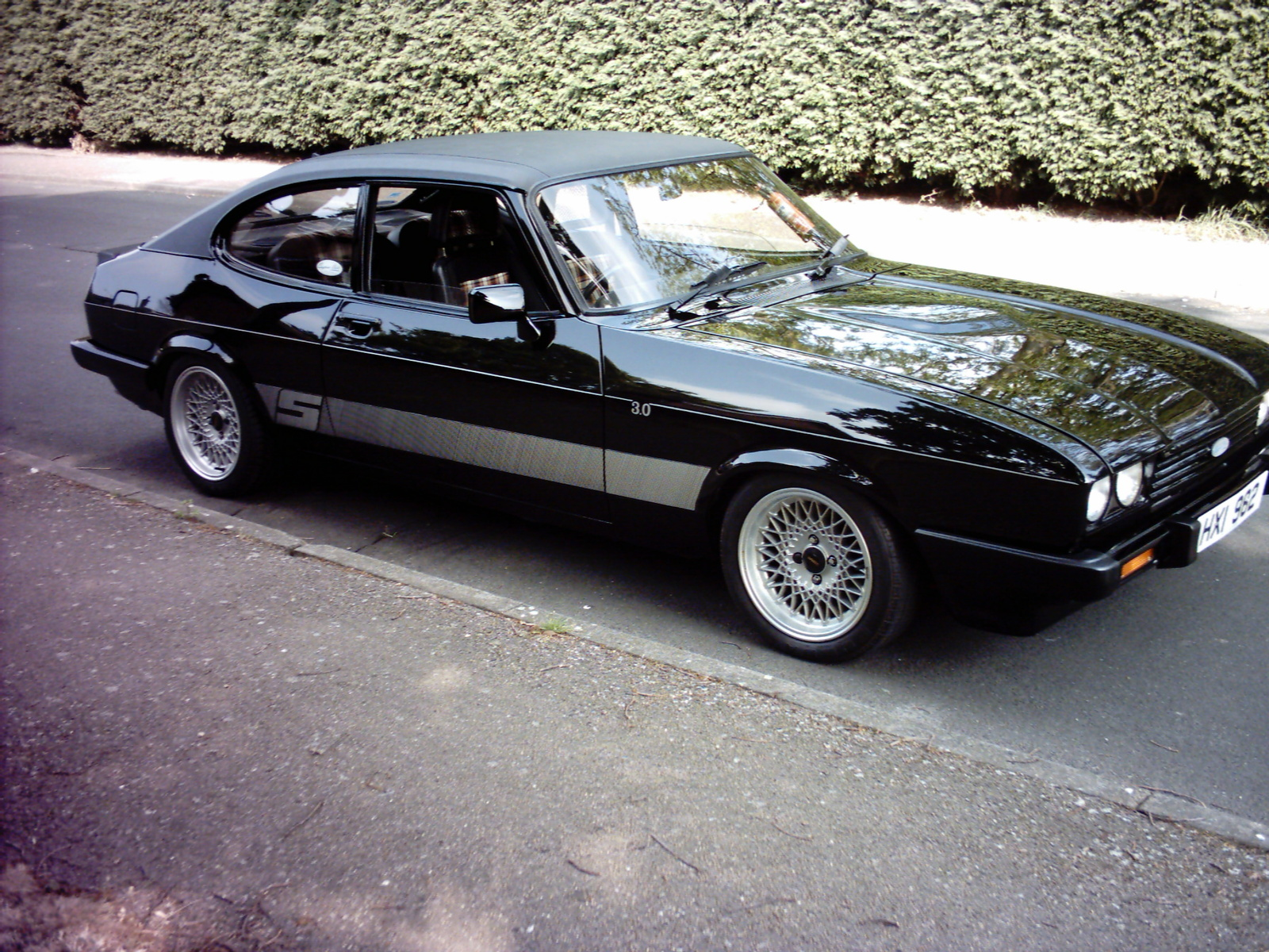 Ford capri 1979 photo - 3