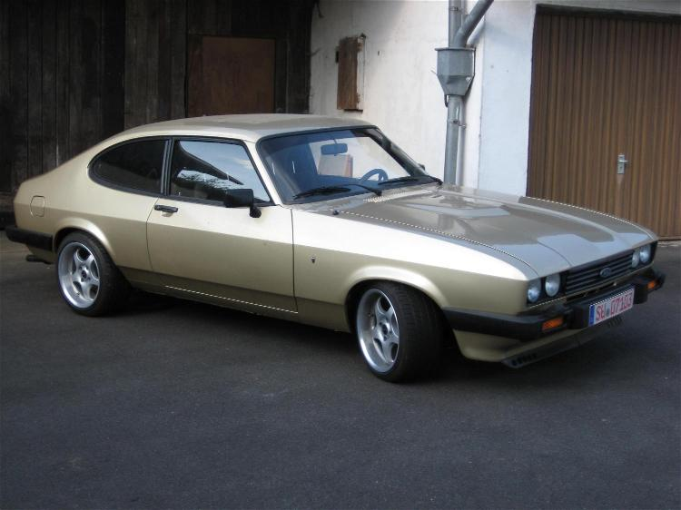 Ford capri 1979 photo - 4