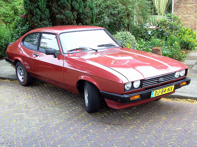 Ford capri 1979 photo - 7