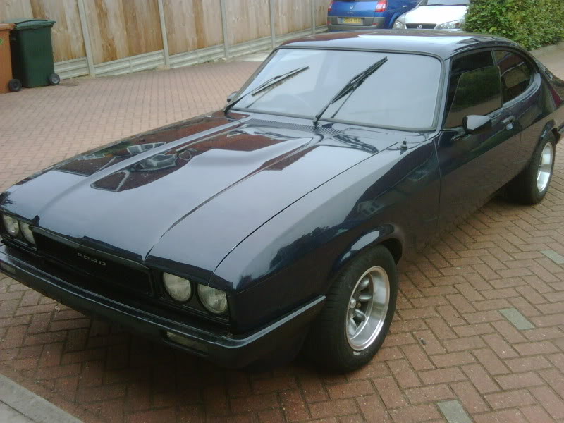 Ford capri 1980 photo - 3