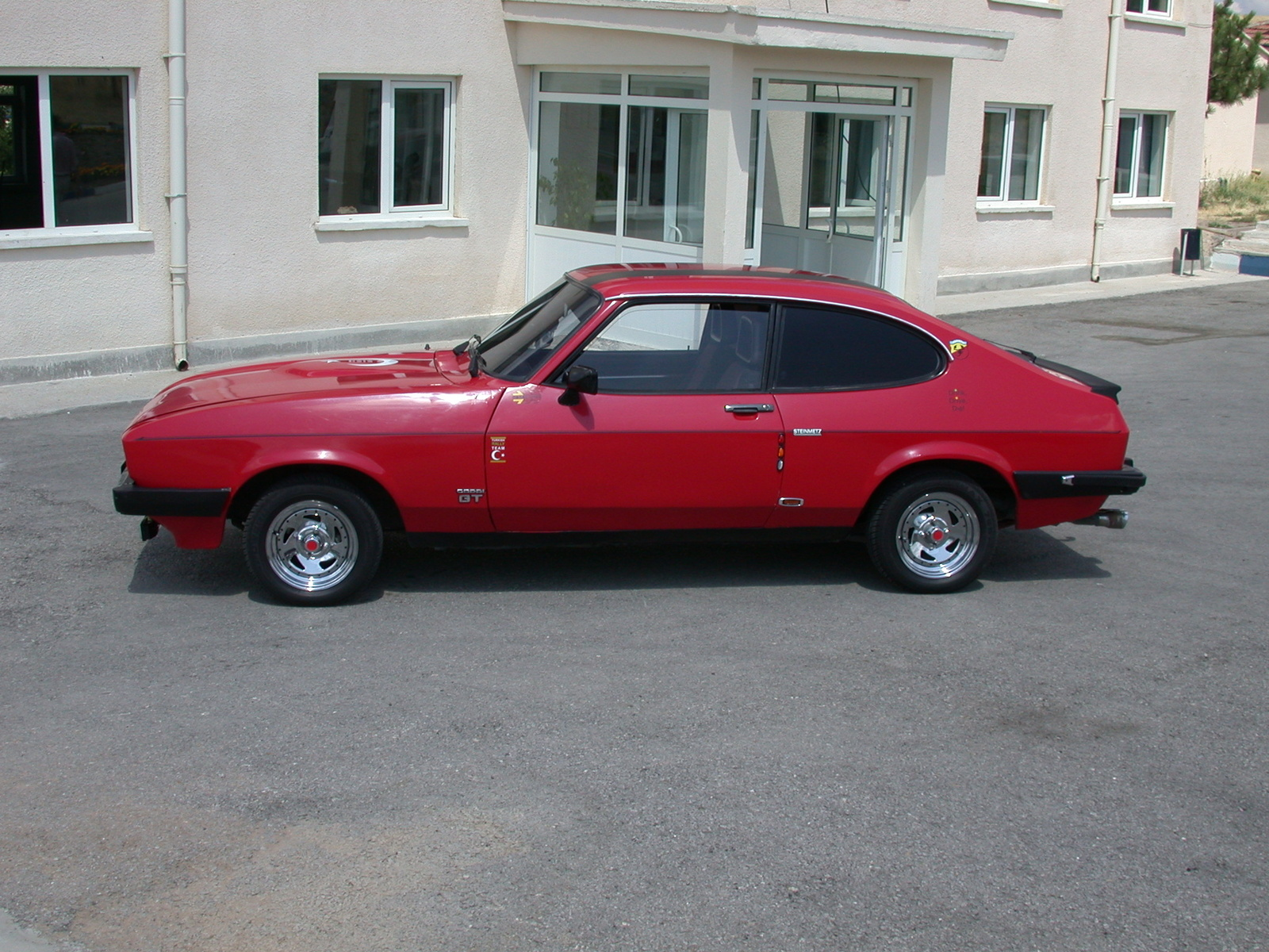 Ford capri 1980 photo - 4