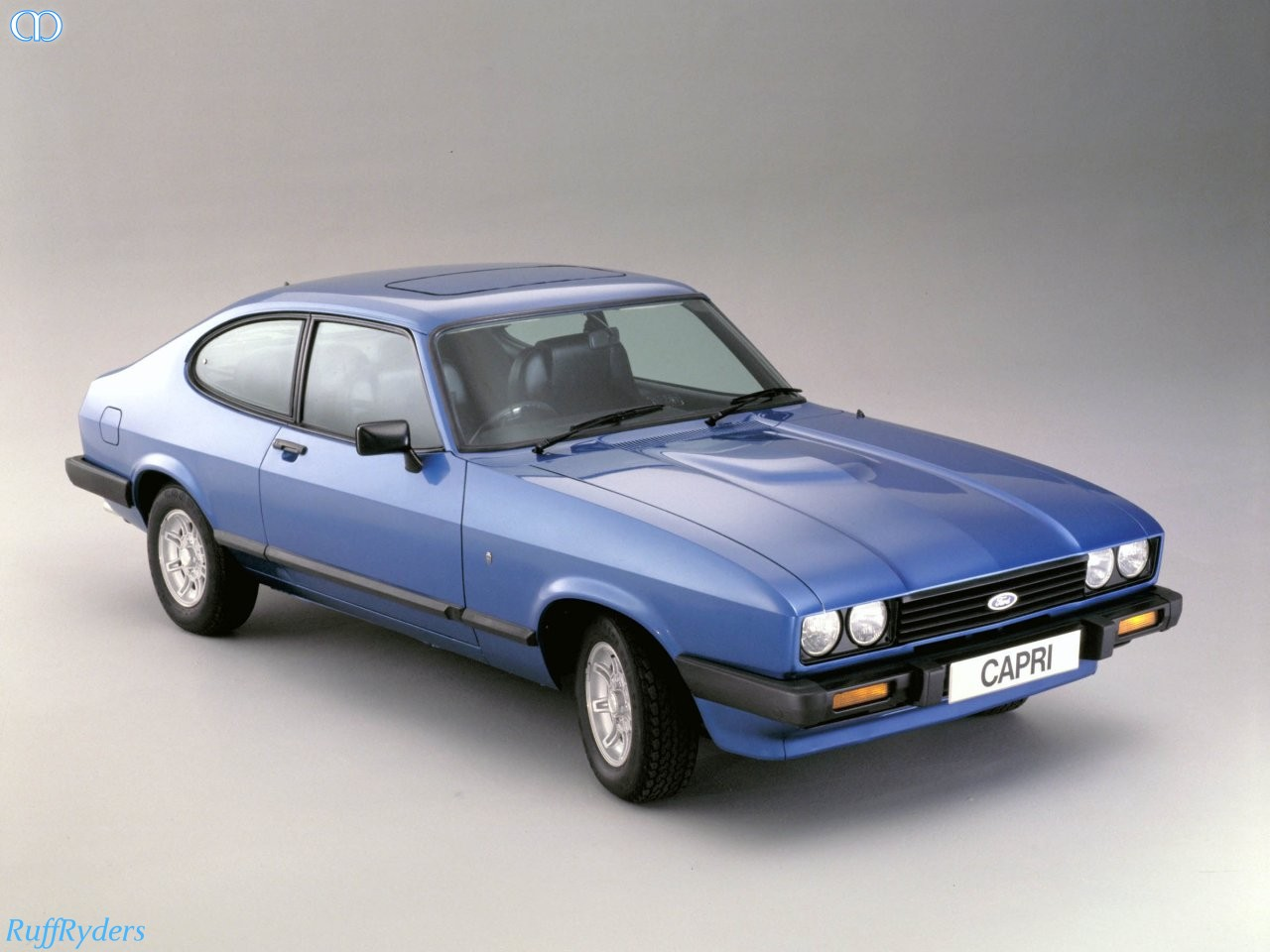 Ford capri 1984 photo - 4