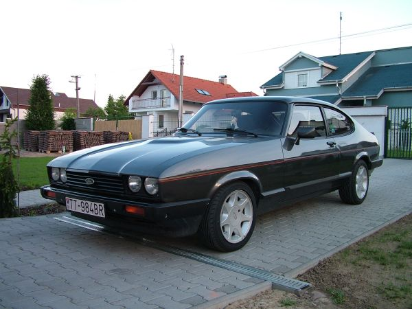 Ford capri 1985 photo - 4