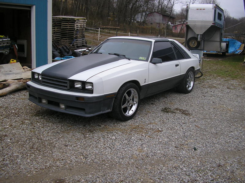 Ford capri 1985 photo - 8