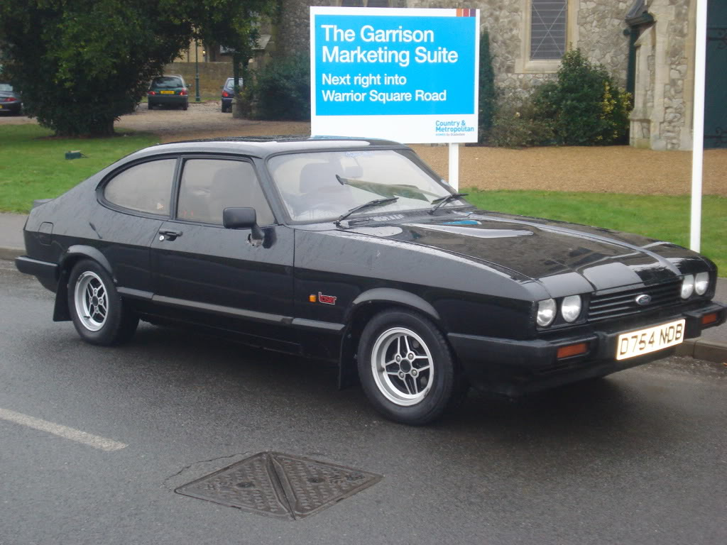 Ford capri 1987 photo - 6