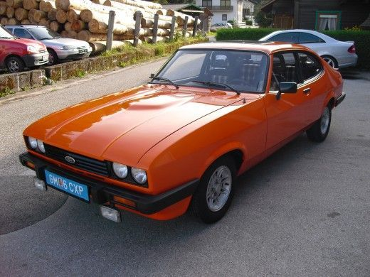 Ford capri 2000 photo - 2