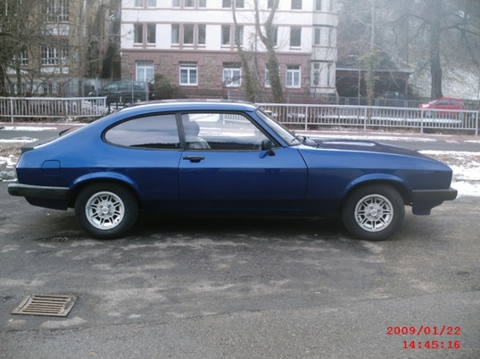 Ford capri 2000 photo - 5