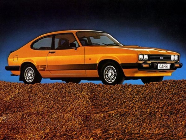 Ford capri 2013 photo - 1