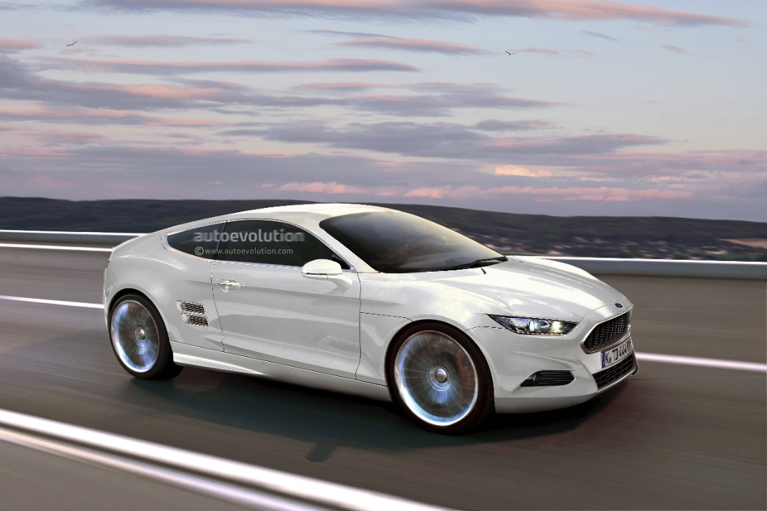 Ford capri 2015 photo - 2