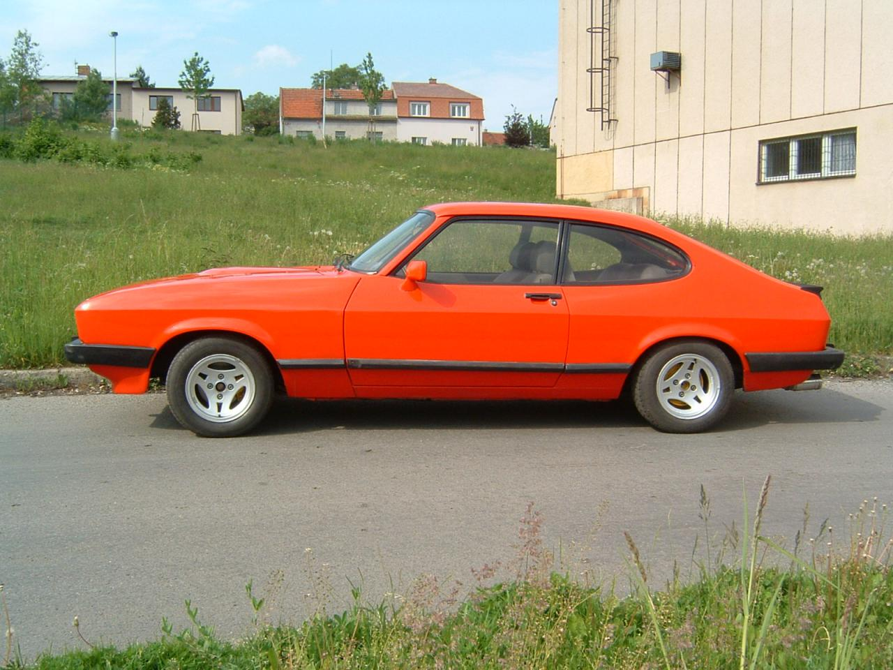 Ford capri 2015 photo - 3