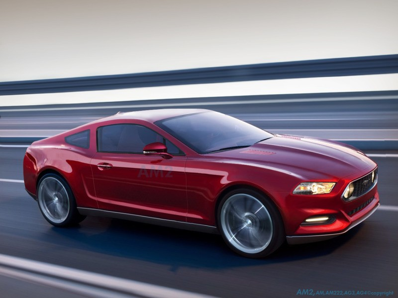 Ford capri 2015 photo - 4