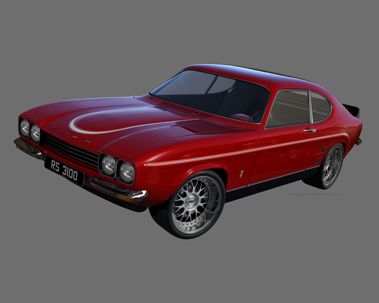 Ford capri 2015 photo - 8