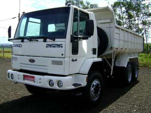 Ford cargo 2003 photo - 10