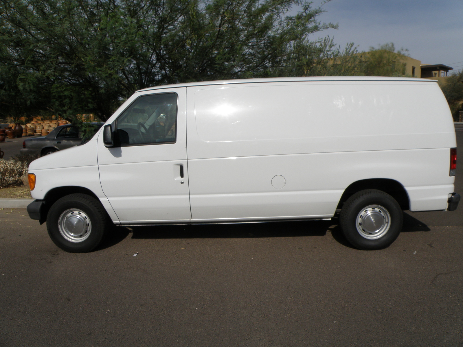 Ford cargo 2003 photo - 8