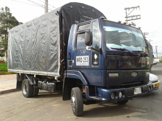 Ford cargo 2006 photo - 9