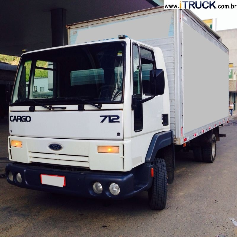 Ford cargo 2007 photo - 7