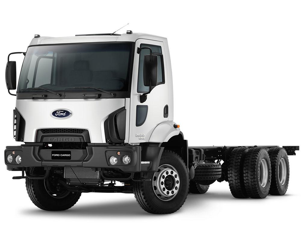 Ford cargo 2012 photo - 2
