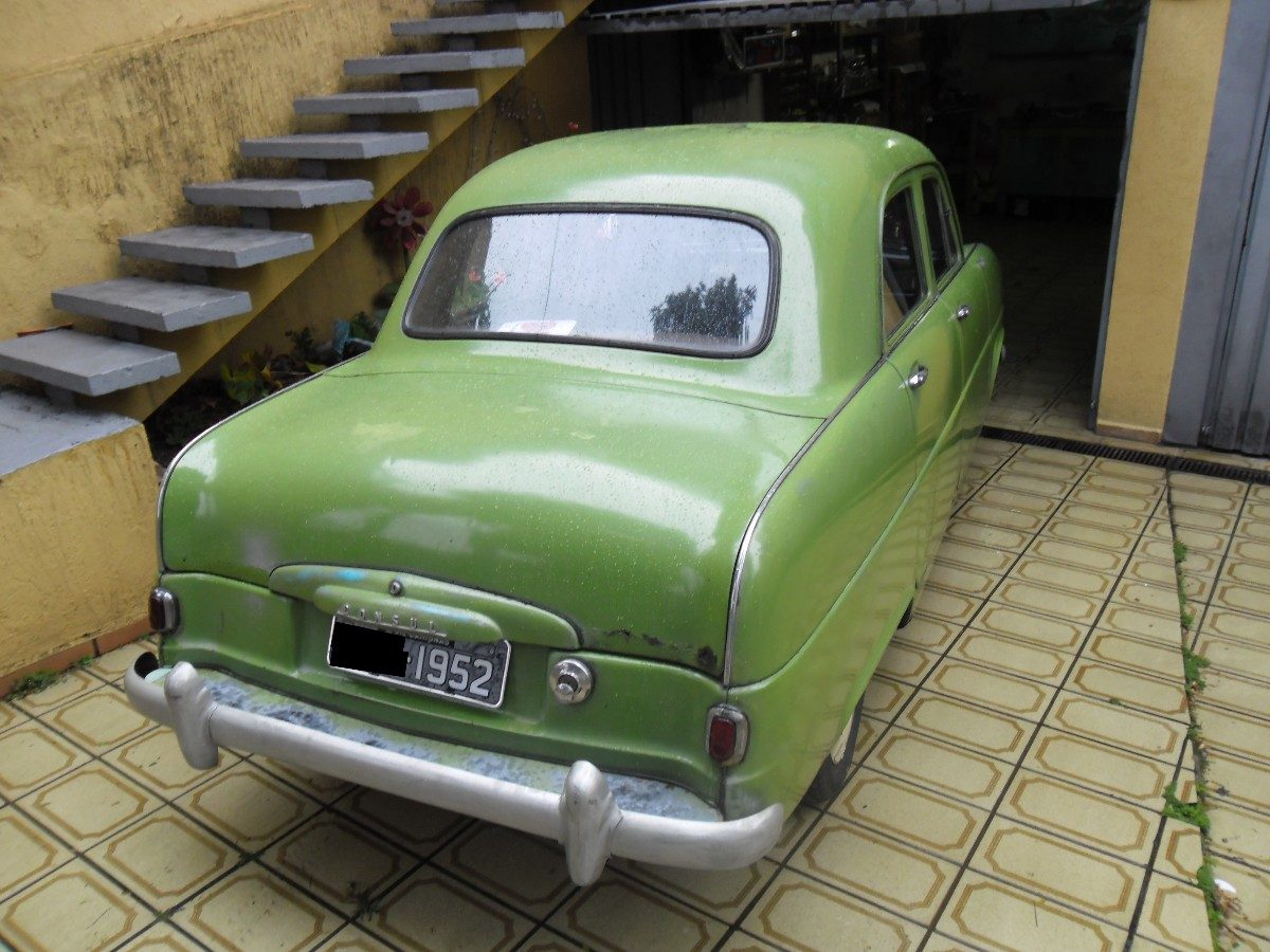 Ford consul 1952 photo - 2