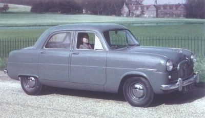 Ford consul 1952 photo - 8