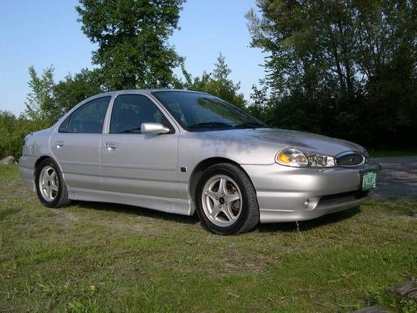 Ford contour 1999 photo - 5
