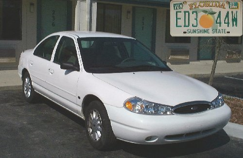 Ford contour 1999 photo - 9