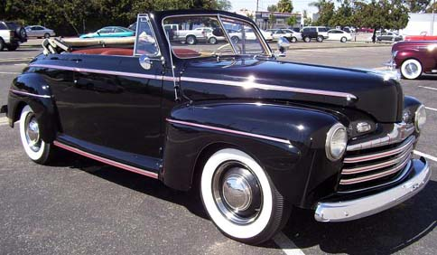 Ford convertible 1946 photo - 1