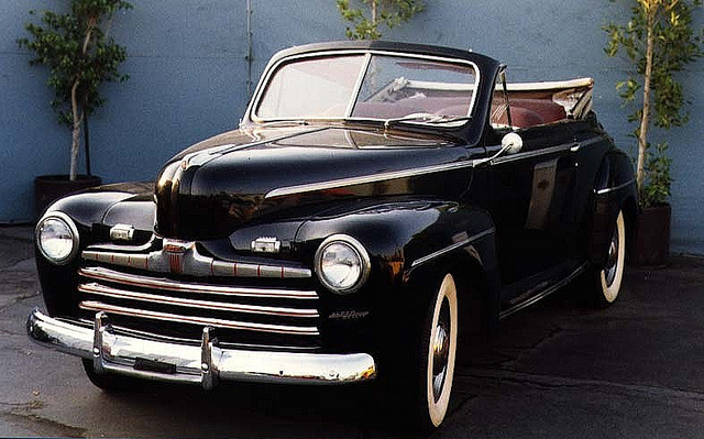 Ford convertible 1946 photo - 2