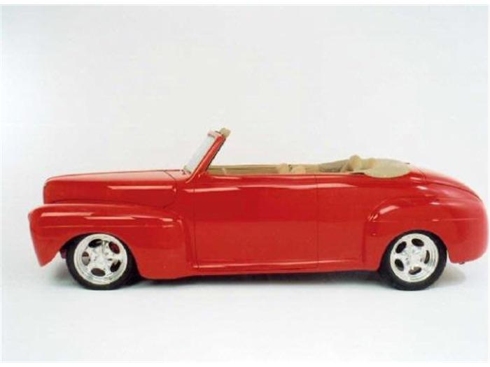 Ford convertible 1946 photo - 8