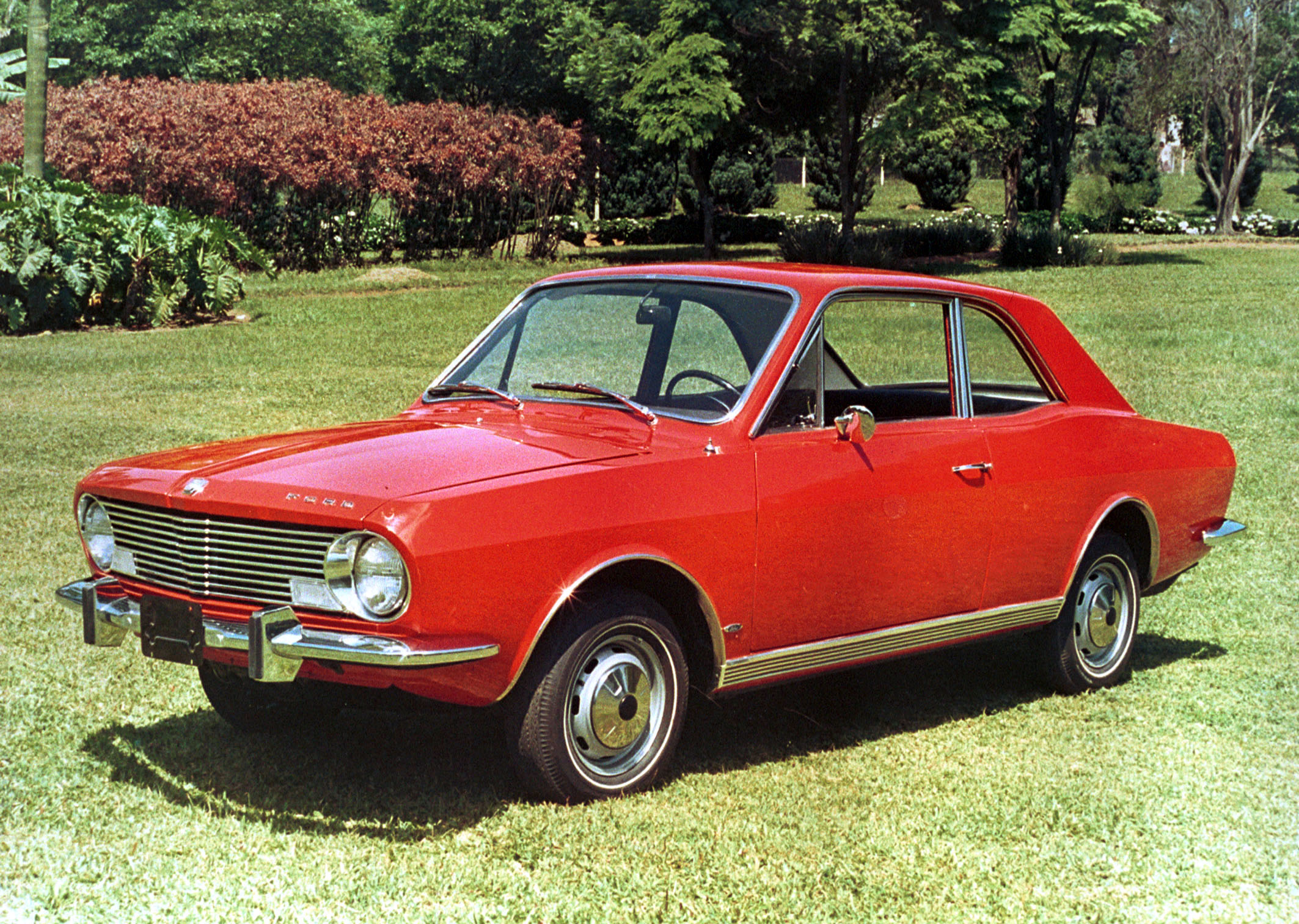 Ford corcel 1975 photo - 1