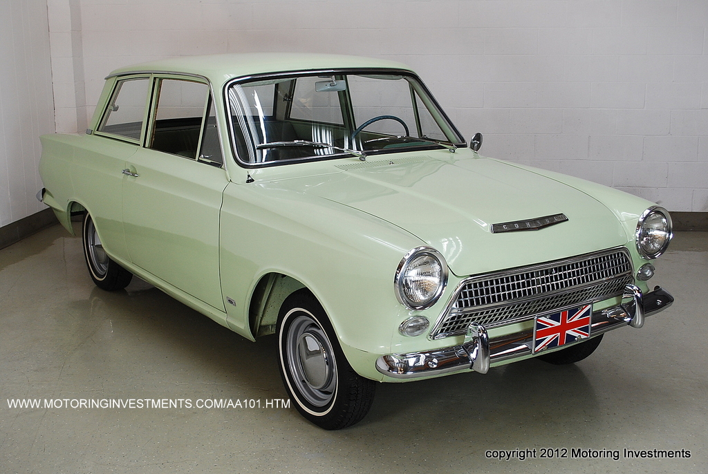 Ford cortina 1962 photo - 1