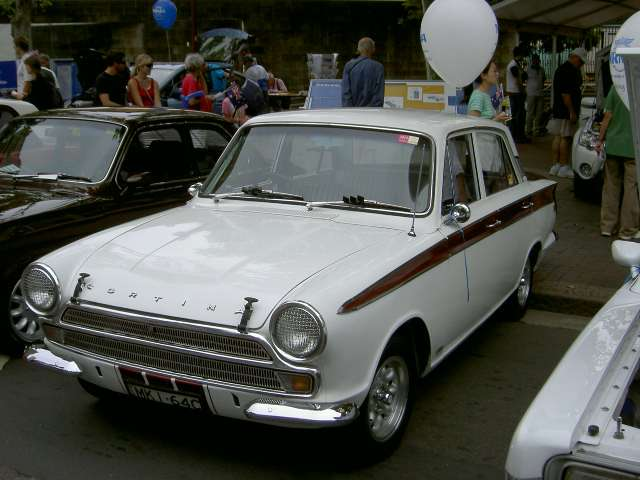 Ford cortina 1962 photo - 10