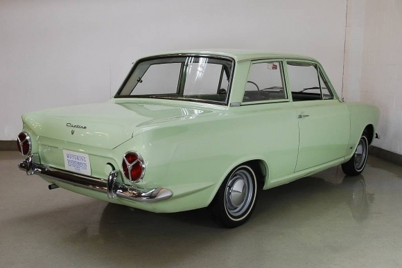Ford cortina 1962 photo - 2