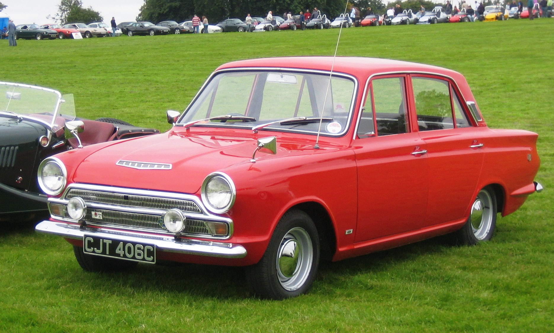 Ford cortina 1962 photo - 3