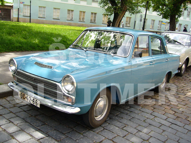 Ford cortina 1971 photo - 4