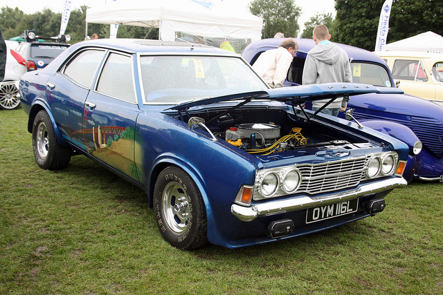 Ford cortina 1972 photo - 2