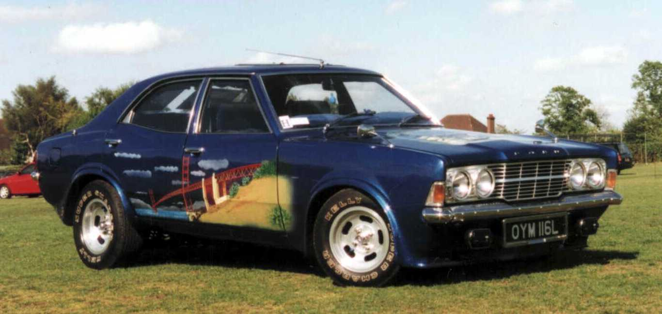 Ford cortina 1972 photo - 4
