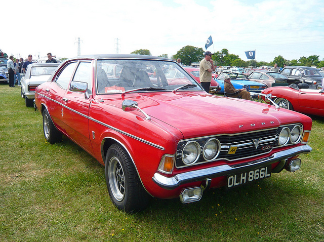 Ford cortina 1972 photo - 9
