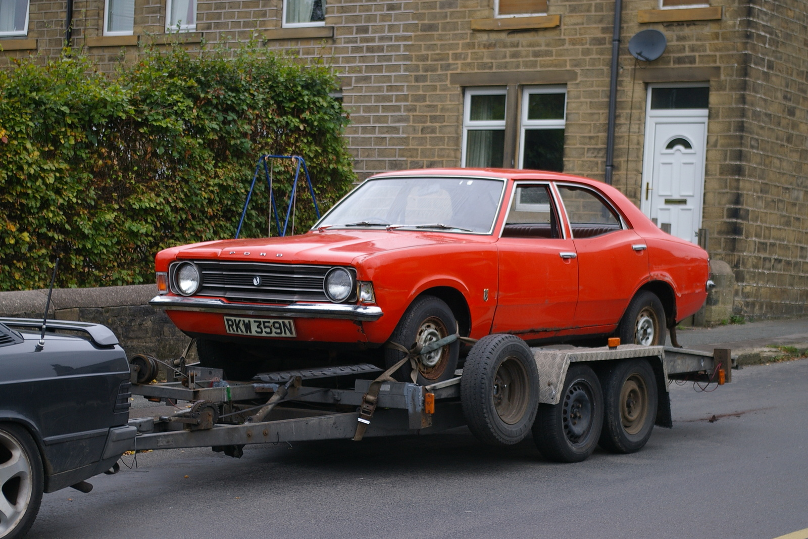 Ford cortina 1979 photo - 3