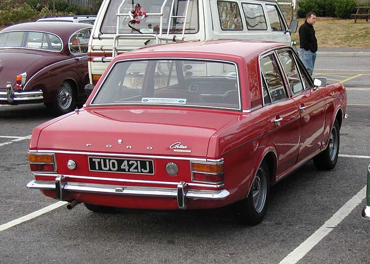 Ford cortina 1981 photo - 10