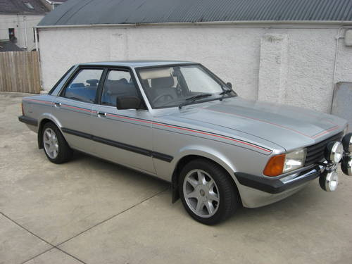 Ford cortina 1981 photo - 8