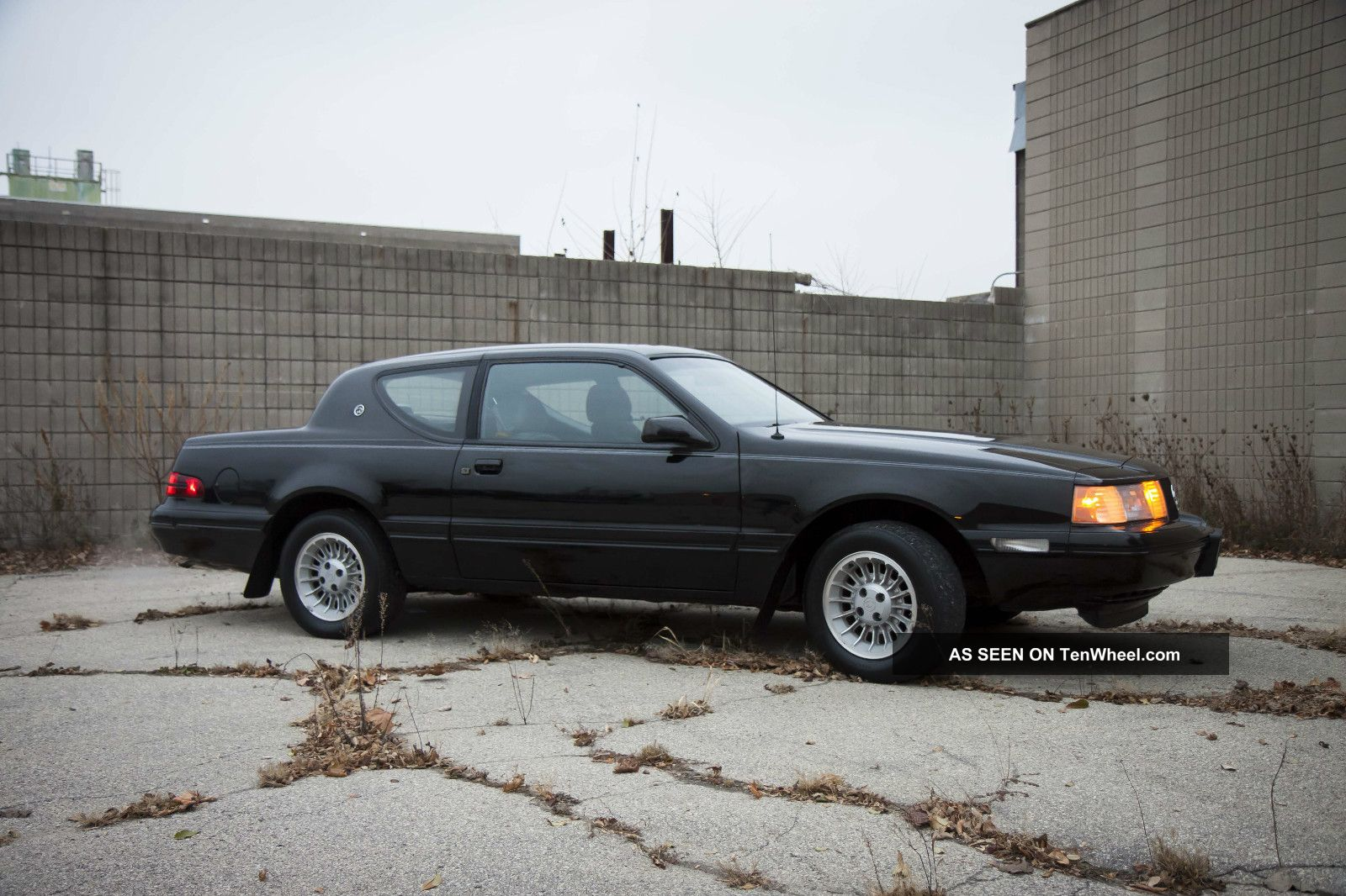 Ford Cougar 1988 Review Amazing Pictures And Images