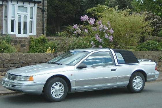 Ford cougar 1992 photo - 9