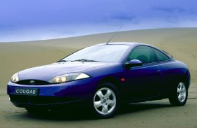 Ford cougar 2001 photo - 6