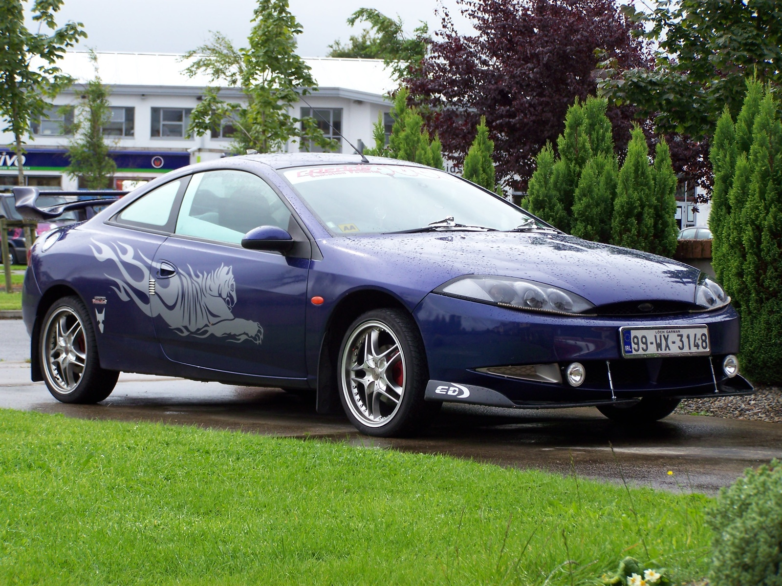 Ford cougar 2001 photo - 7