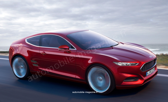 Ford cougar 2014 photo - 1