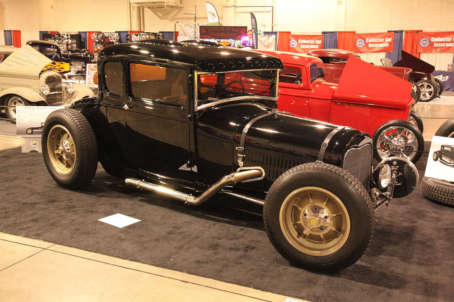 Ford coupe 1929 photo - 9