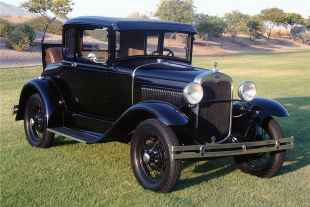 Ford coupe 1930 photo - 10